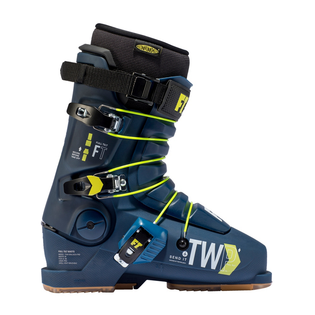 Full Tilt Tom Wallisch Pro Ski Boots 2020 im test