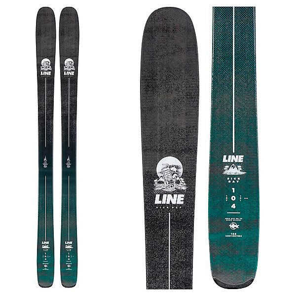 Line Sick Day 104 Skis 2020, , 600