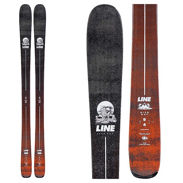 Line Sick Day 94 Skis, , 600