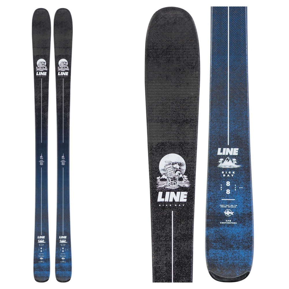 Line Sick Day 88 Skis 2020