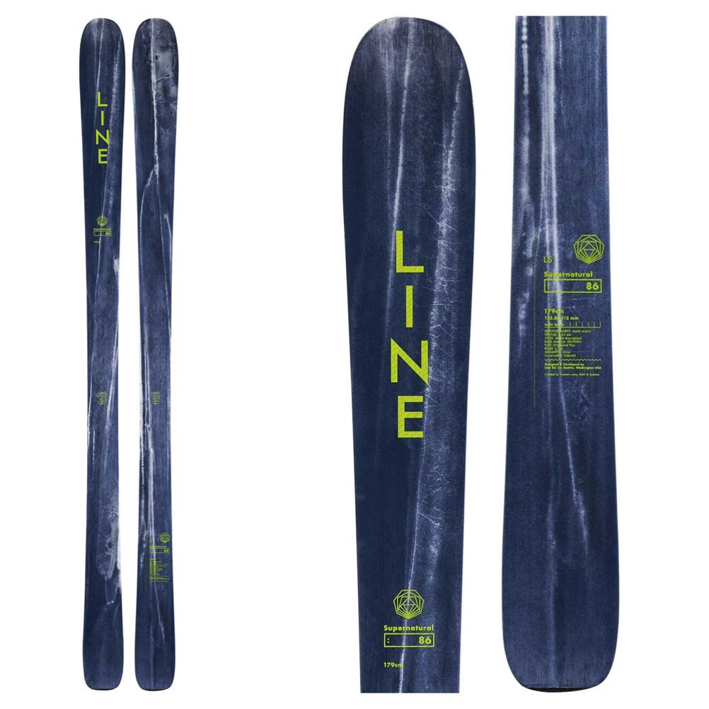 Line Supernatural 86 Skis