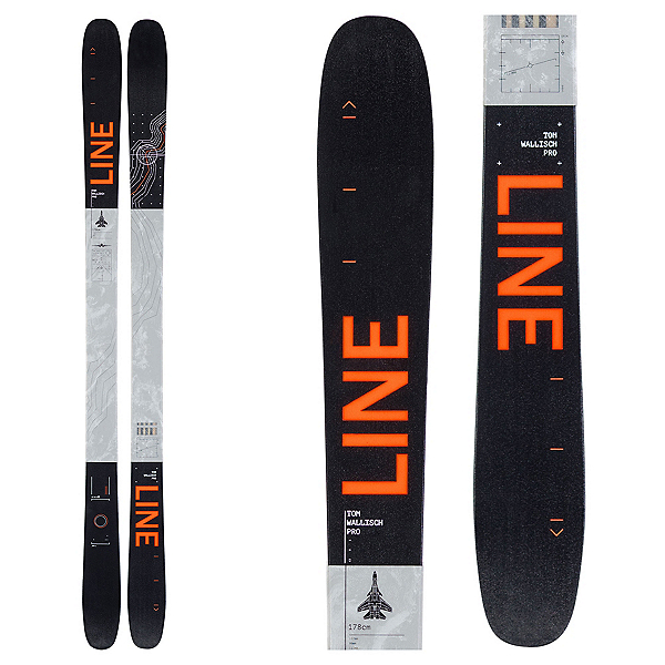 Line Tom Wallisch Pro Skis, , 600