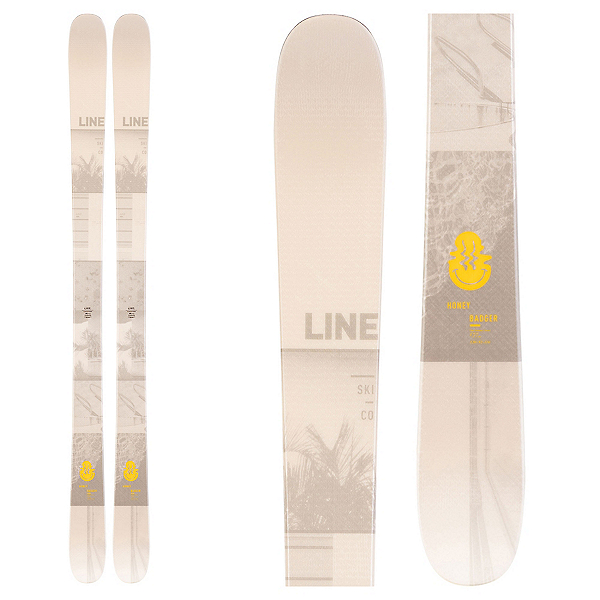 Line Honey Badger Skis 2020, , 600