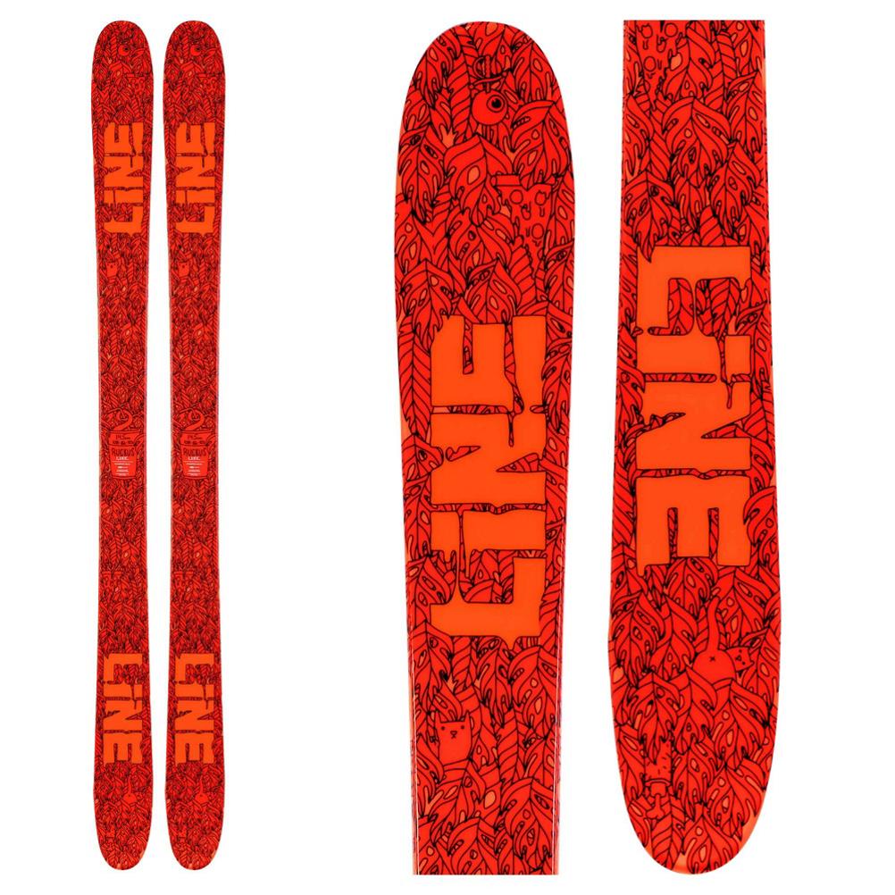 Line Ruckus Kids Skis 2020