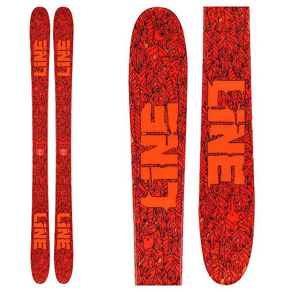 Line Ruckus Kids Skis, , 600