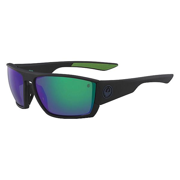 Dragon Cutback H2O Polarized Sunglasses, Matte Black, 600