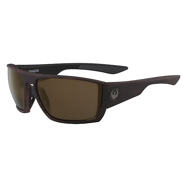 Dragon Cutback ION Sunglasses, Woodgrain, 600