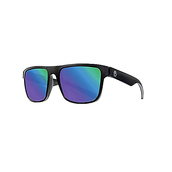 Dragon Inflector H2O Polarized Sunglasses, Matte Black, 600