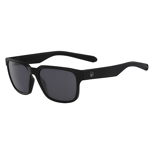 Dragon Reflector H2O Polarized Sunglasses, Smoke Performance, 600