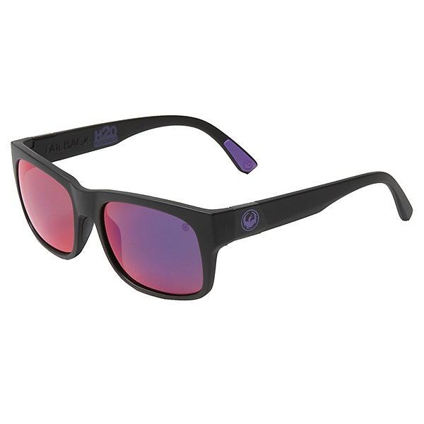 Dragon Tailback H2O Polarized Sunglasses 2018, Plasma Ion Perform, 600