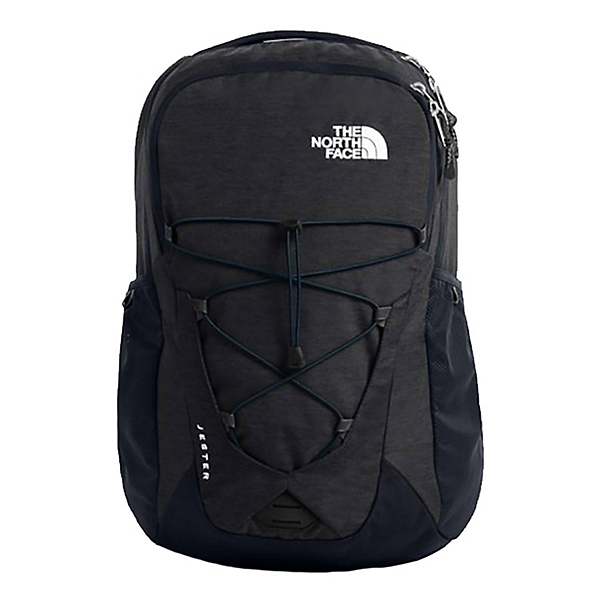 The North Face Jester 20 Backpack, Urban Navy Light Heather-TNF W, 600