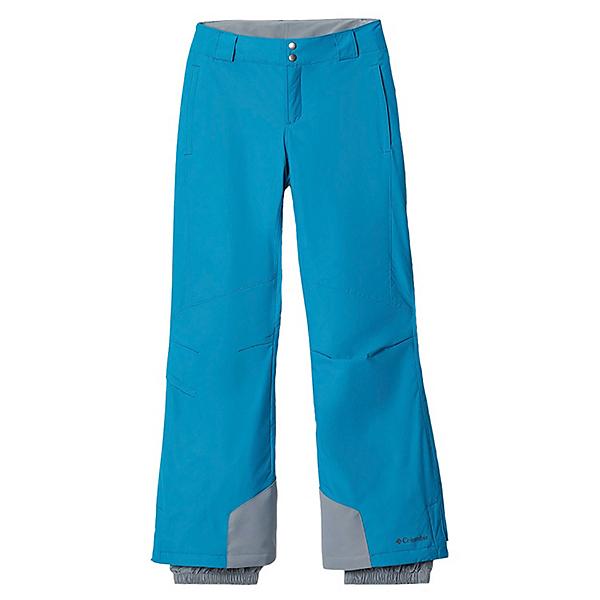 Columbia Bugaboo Omni-Heat Womens Ski Pants, Fjord Blue, 600