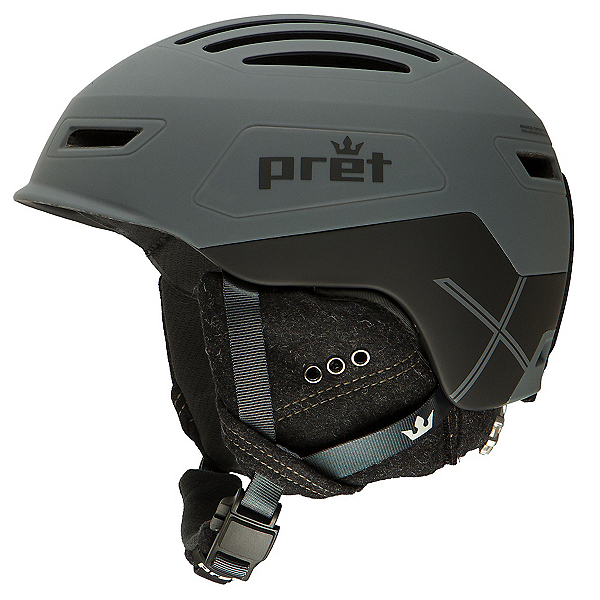 Pret Cirque X Helmet 2020, Slate Grey, 600