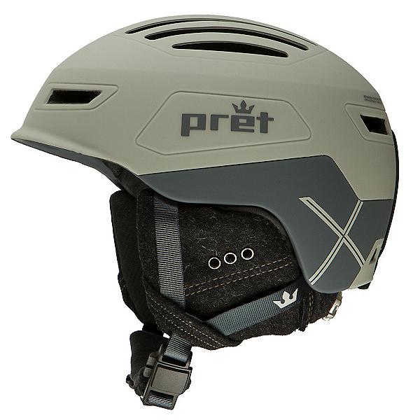 Pret Cirque X Helmet 2020, Cement, 600