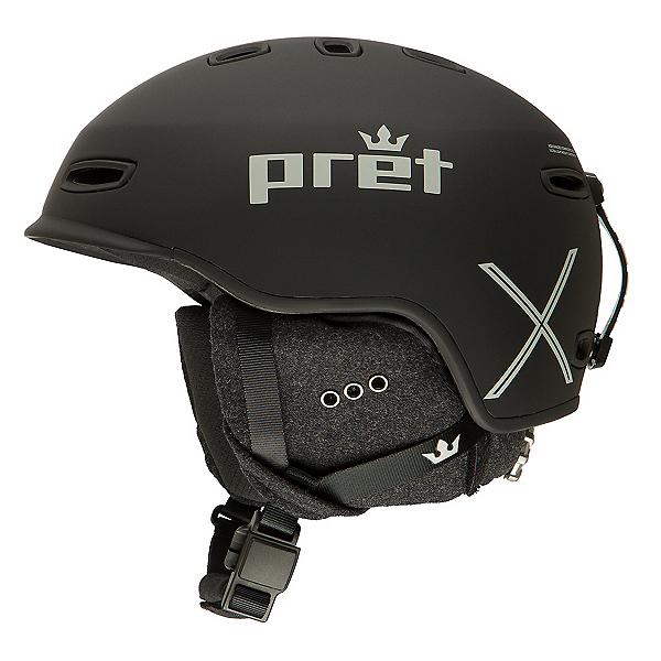 Pret Cynic X Helmet 2020, Team Black, 600