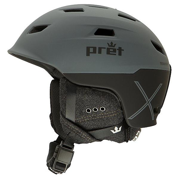 Pret Refuge X Helmet 2020, Slate Grey, 600