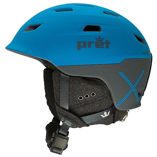 Pret Refuge X Helmet 2020, Signaure Blue, 600
