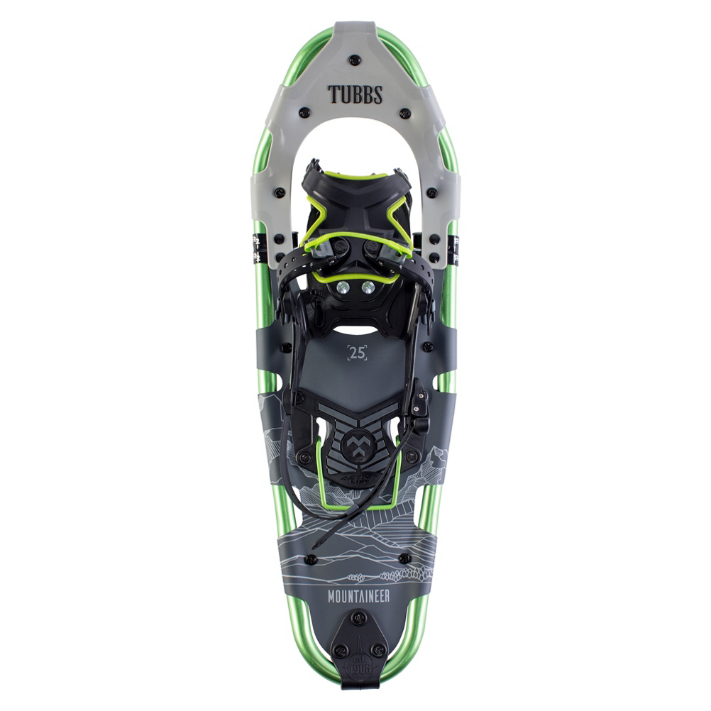 Tubbs Mountaineer Backcountry Snowshoes 2020 im test