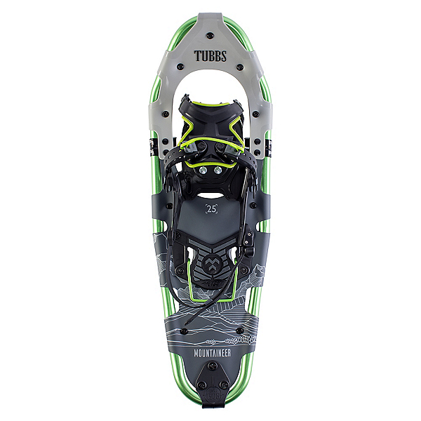 Tubbs Mountaineer Backcountry Snowshoes, , 600