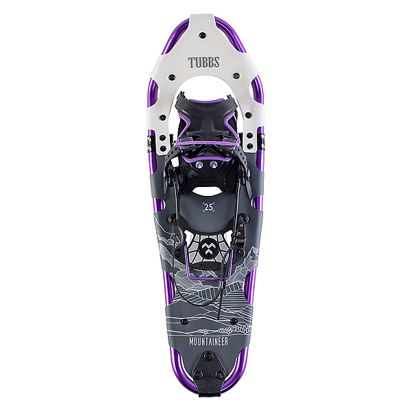 Tubbs Mountaineer W Backcountry Snowshoes, , 600