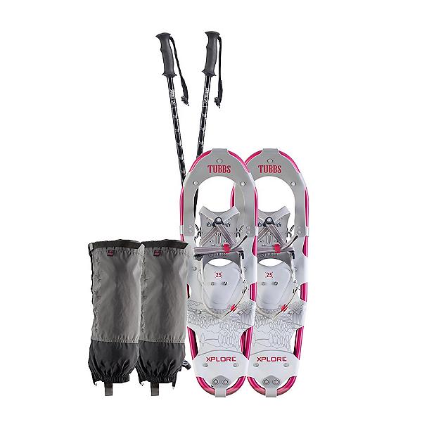 Tubbs Xplore Womens Snowshoe Kit 2020, , 600