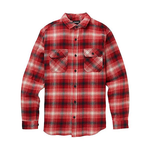 Burton Brighton Flannel Shirt, Flame Bad Hombre Plaid, 600