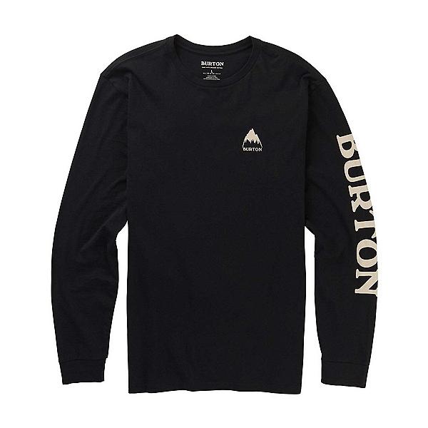 Burton Elite Long Sleeve Mens Shirt, True Black, 600