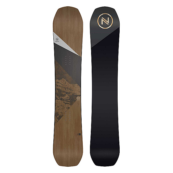 Nidecker Escape Snowboard 2020, , 600