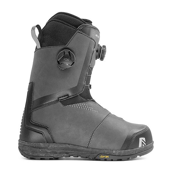Nidecker Helios Focus Boa Snowboard Boots 2020, Slate, 600
