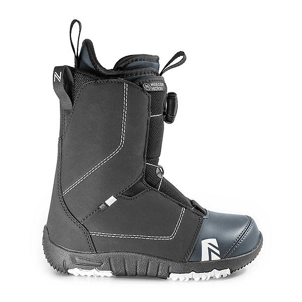 Nidecker Micron Boa Kids Snowboard Boots 2020, , 600