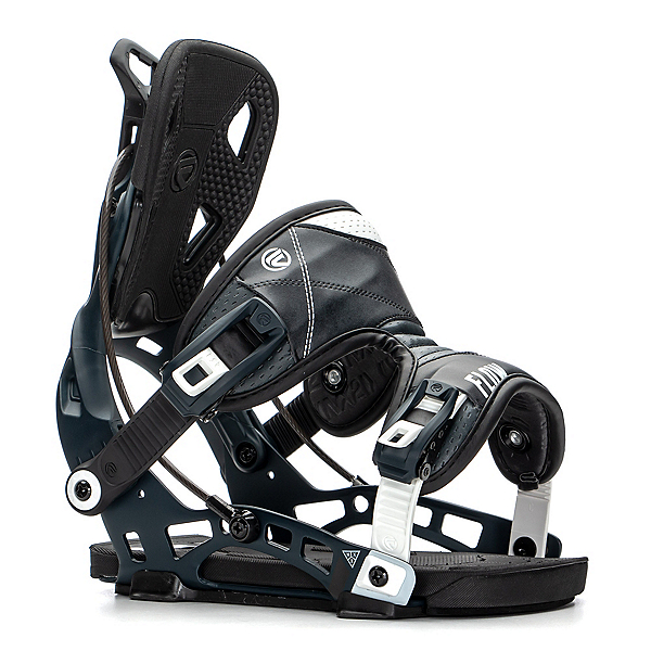 Flow NX2 Snowboard Bindings 2020, Midnight, 600
