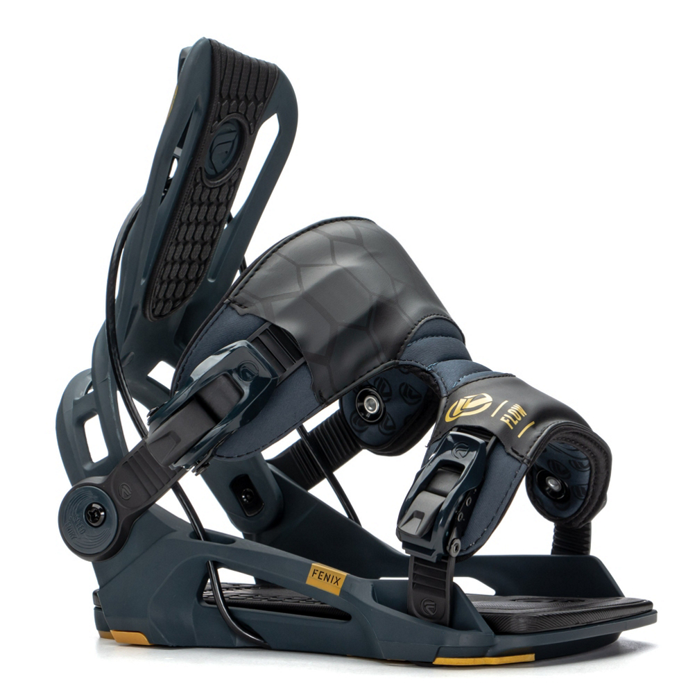 Flow Fenix Snowboard Bindings 2020 im test