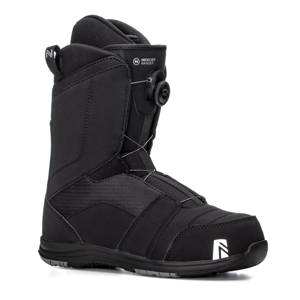 Nidecker Ranger Boa Snowboard Boots 2020 im test