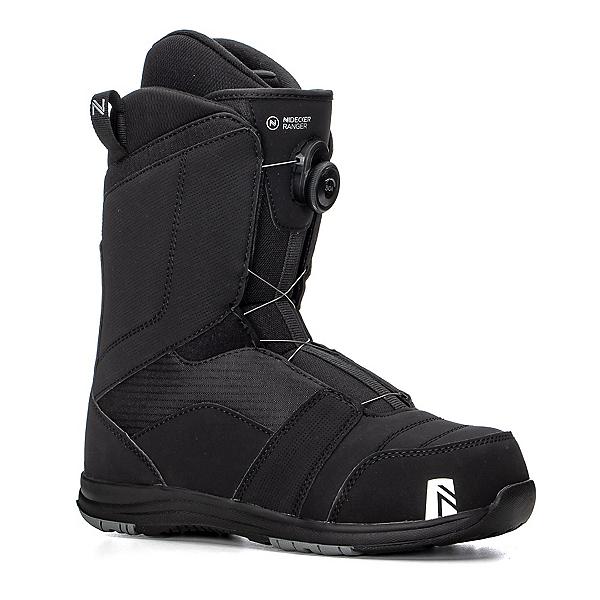 Nidecker Ranger Boa Snowboard Boots 2020, Black, 600