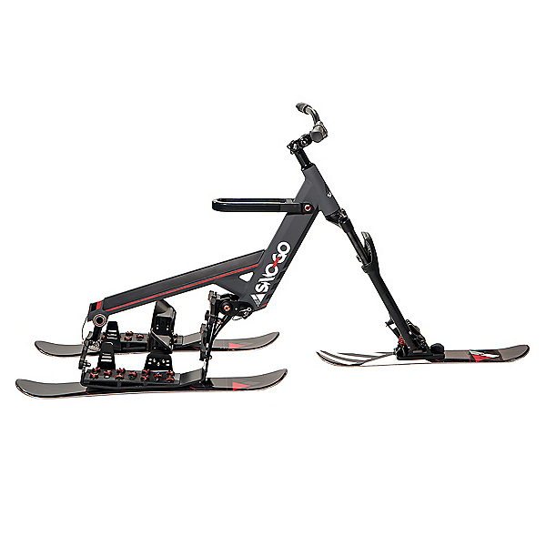 SNOGO Bike, Gray, 600
