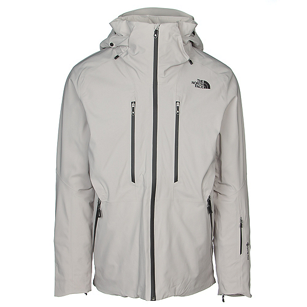 The North Face Anonym Mens Insulated Ski Jacket, Dove Grey, 600