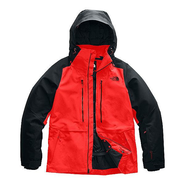 The North Face Powder Guide Mens Insulated Ski Jacket, , 600