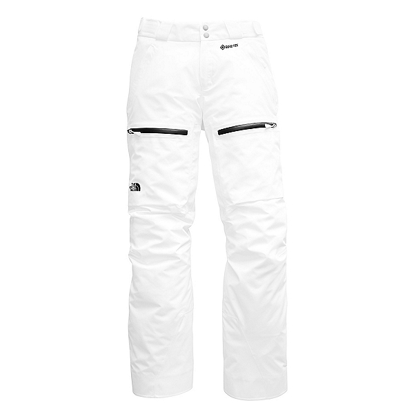 The North Face Lostrail Womens Ski Pants, TNF White, 600