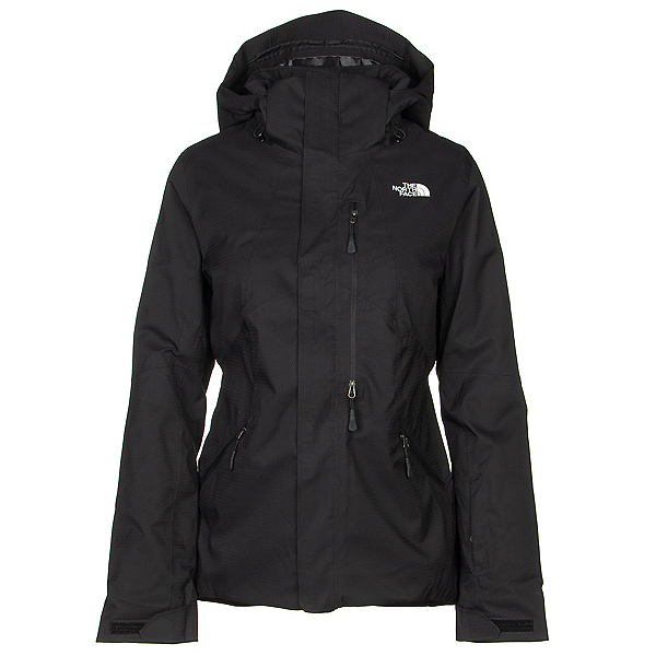 The North Face Gatekeeper Womens Insulated Ski Jacket, TNF Black, 600