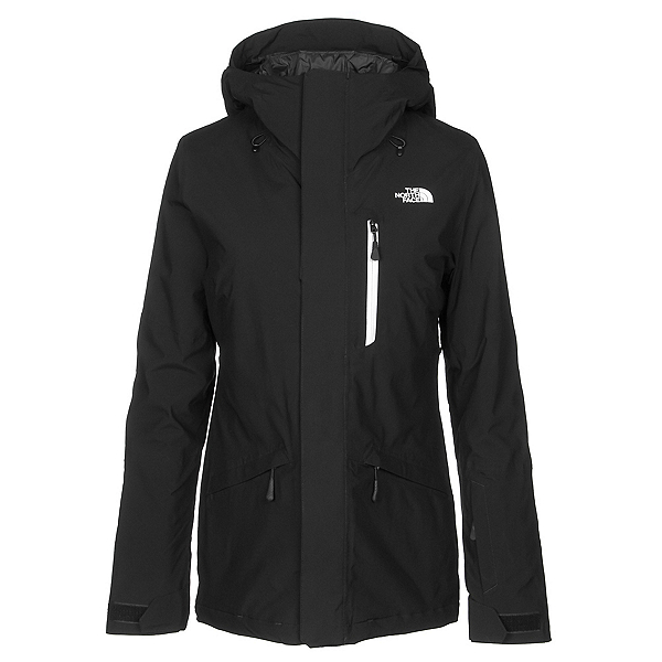 The North Face ThermoBall Snow Triclimate Womens Insulated Ski Jacket, TNF Black, 600