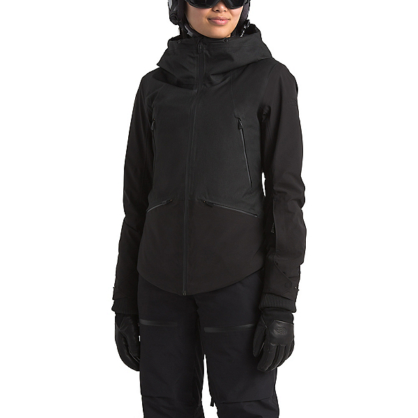 The North Face Diameter Down Hybrid Womens Insulated Ski Jacket, TNF Black, 600
