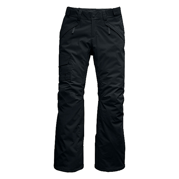 The North Face Freedom Insulated Womens Ski Pants, TNF Black, 600