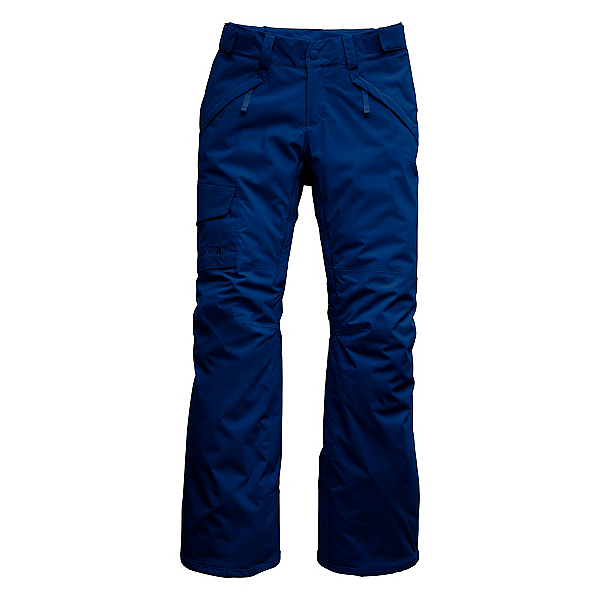 The North Face Freedom Insulated Womens Ski Pants, Flag Blue, 600