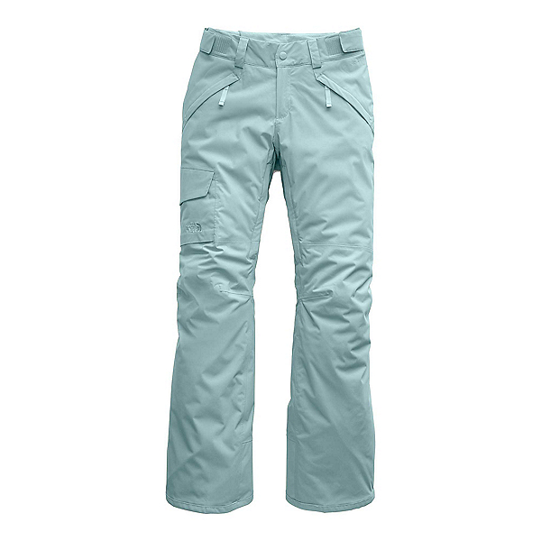 The North Face Freedom Insulated Long Womens Ski Pants, Cloud Blue, 600