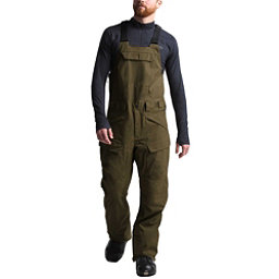a9b549130cd3 The North Face Freedom Bib Mens Ski Pants, Military Olive, 256