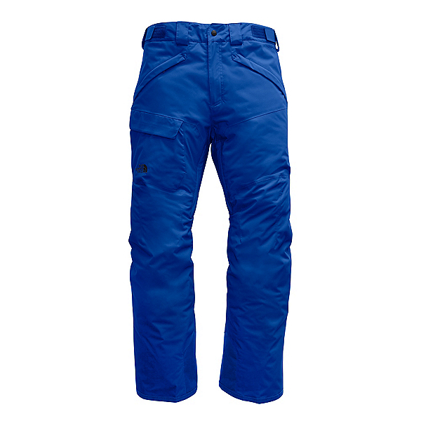 The North Face Freedom Insulated Mens Ski Pants, TNF Blue, 600