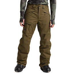 50c34a58c616 ... colorswatch30 The North Face Freedom Insulated Long Mens Ski Pants,  Military Olive, ...