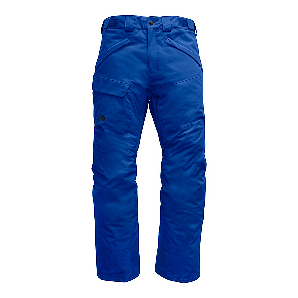 The North Face Freedom Insulated Short Mens Ski Pants (Previous Season) 2020, , 600