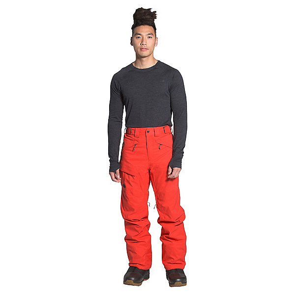 The North Face Freedom Insulated - Long Mens Ski Pants, Flare, 600