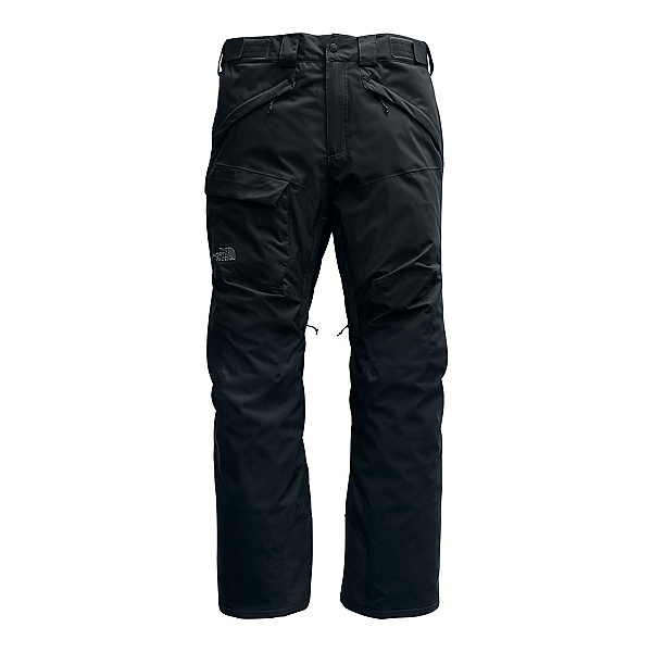 The North Face Freedom Mens Ski Pants, TNF Black, 600